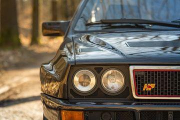 Lancia Delta HF Intergrale van Job Jansen