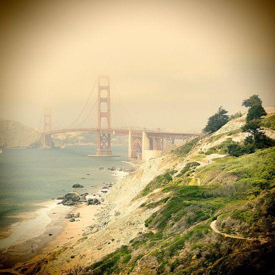 De andere kant van de Golden Gate Brug