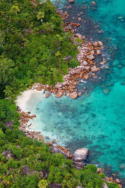 Traumstrand auf den Seychellen von Dirk Rüter