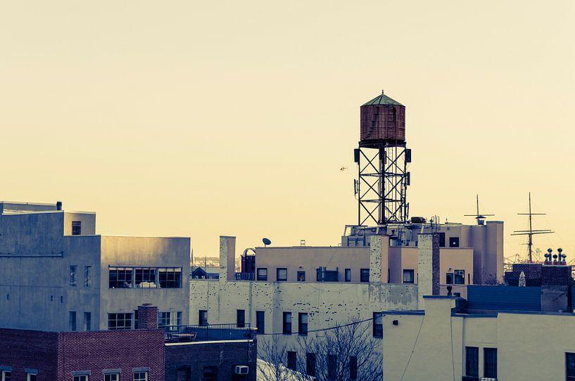 Water Tower van Arnaud Bertrande