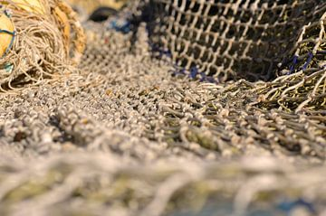 Fischernetze von Agnes Meijer