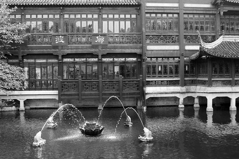 Shanghai Old Town van Inge Hogenbijl