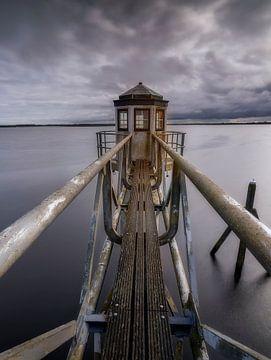 The lichthouse van Marcel van Balkom