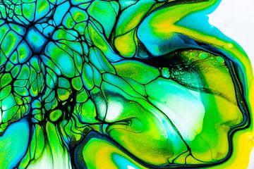 218126 Abstrakte Acryl-Kunst von Rob Smit