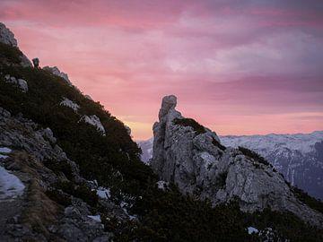 Morgenstund im Berchtesgadener Land von Thomas Weber