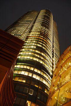 Tokio bei Nacht von Edith Buster