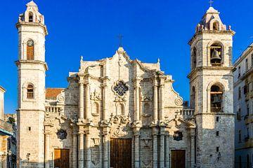 Kathedrale in Havanna, Kuba von Joke Van Eeghem