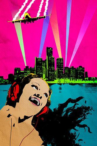 City-music von Rob van der Teen