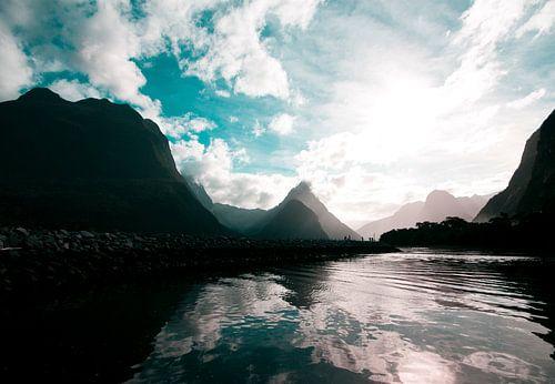 Milfort Sound, New Zealand van