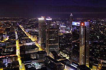 Frankfurt@night van Patrick Lohmüller