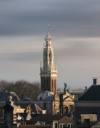 Bakenesserkerk Haarlem. van Olaf Kramer