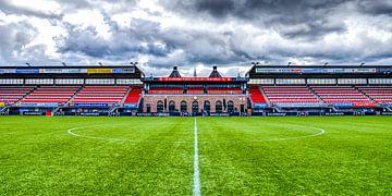 Sparta Stadion - Het Kasteel van Sylvester Lobé