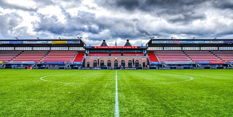 Sparta-Stadion - Die Burg von Sylvester Lobé