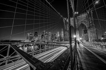 De brug van Brooklyn lichten, Stefan schilbe van 1x