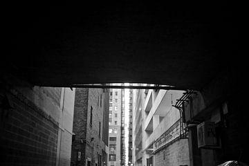 'Onder de brug', Chicago  von Martine Joanne