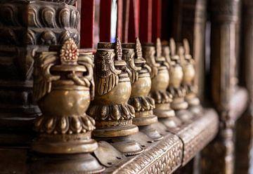 Annapurna Ajima Temple Kathmandu van Ton Tolboom