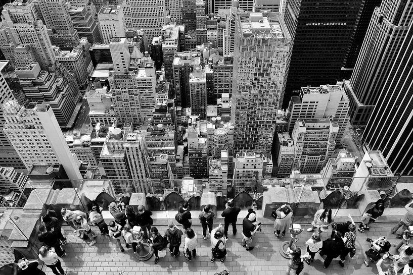 Top of the Rock NYC van Nils Bakker