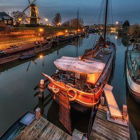 Port historique sur Jan Koppelaar