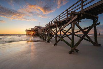 Strandbar 54° Nord von Robin Oelschlegel