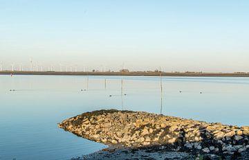 Oosterschelde - Netherlands van Nick Janssens