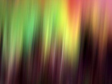 Aurora Borealis 1 van Alexandra Kleist