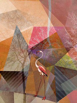 FLAMIGOS P23-D von Pia Schneider