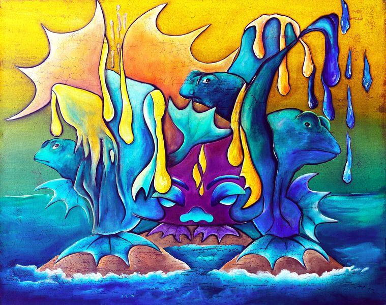 Regenmacher von Petra Rivers