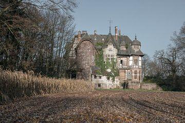 Verlaten landhuis van Tim Vlielander