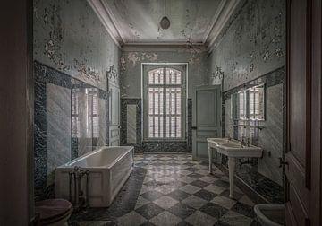 The bathroom van Cindy van Hartingsveldt