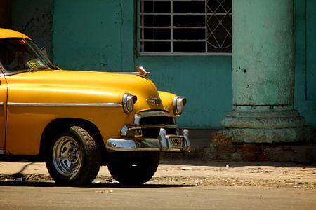 Oldtimer Cuba
