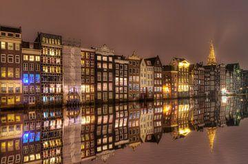 Amsterdam Damrak van Wouter Sikkema