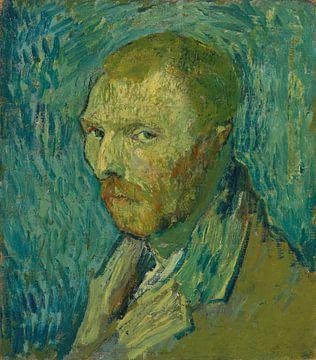 Autoportrait, Vincent van Gogh sur