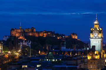 Edinburgh bei Nacht von Marco Kost