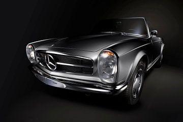 Mercedes-Benz 230SL Pagoda 1966 Silver
