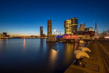 Rotterdam Rijnhaven von Marc Broekman