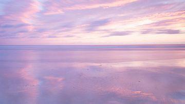 Pastel aan zee van Barbara Brolsma