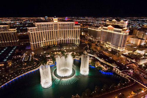 Bellagio, Las Vegas van