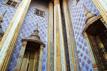 Bangkok Thailand - Tempel Wat Pho von Nadia Klaver