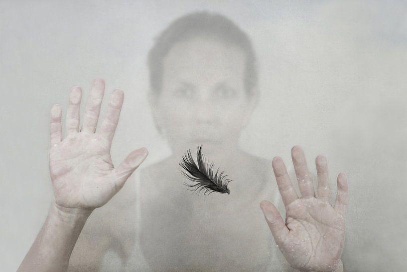 Fade to white | nr. 1 / oplage 25 van Jenny de Groot