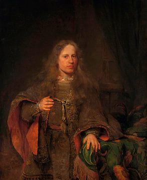 Porträt von Ernest de Beveren, Herr von West-IJsselmonde und De Lindt, Aert de Gelder