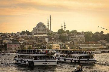 Istanbul van E Jansen