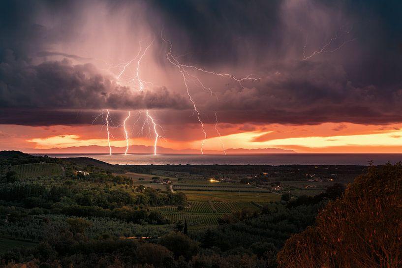 Tuscany van Patrick Noack
