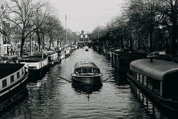 Prinsengracht Canal van Emily Rocha