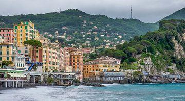 Kleurrijk Cinque Terre! van Robert Kok