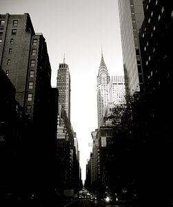 'Chrysler Building', New York