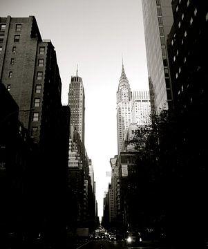 'Chrysler Building', New York  van