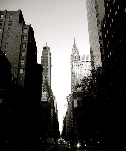 'Chrysler Building', New York  van Martine Joanne
