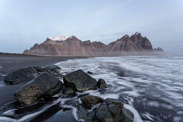 Stokksnes Iceland sur Luc Buthker