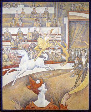 Der Zirkus, Georges Seurat