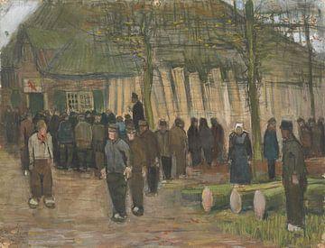 Holzverkauf, Vincent van Gogh